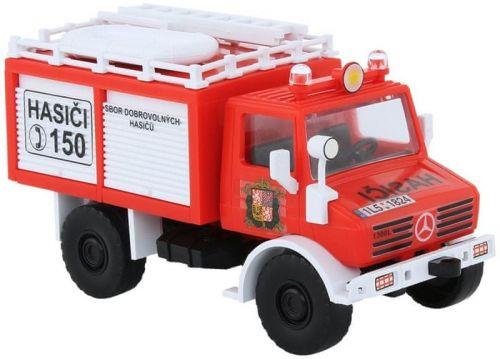 Vista Monti 16-Požární auto