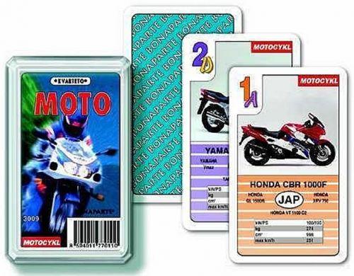 Kvarteto Motocykly