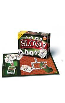 Společenská hra - Slova