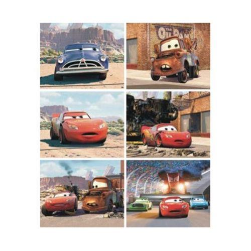 Auta - obrázkové kostky 12 ks cena od 0 Kč