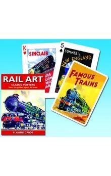 Piatnik: Poker Rail Art