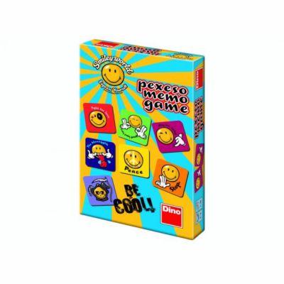 Dino Smiley memogame cena od 111 Kč