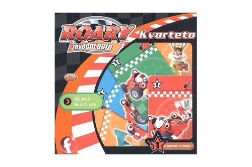 Efko Kvarteto - karetní hra Roary cena od 79 Kč