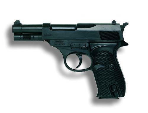 EDISON Policejní pistole Eaglematic kapslíková