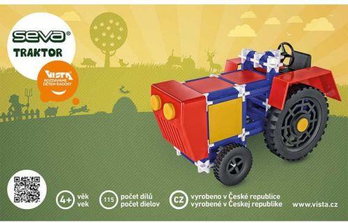 Vista Seva-traktor cena od 199 Kč