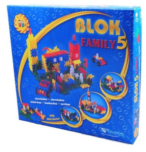 Vista Blok & Blok 5 family