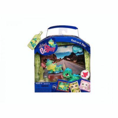 Hasbro Little Pet Shop LPS - Zvířátko s pohlednicí cena od 69 Kč