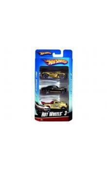 Mattel Hot Wheels HW angličák 3pack cena od 143 Kč