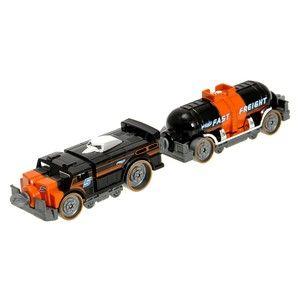 Mattel Hot Wheels Závodní vlaky cena od 0 Kč