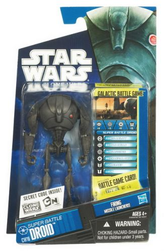 Hasbro Star Wars Clone wars -základní figurky II cena od 0 Kč