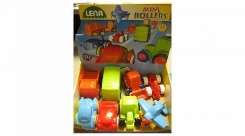 XXL obrazek Lena Mini Rollers - assortment