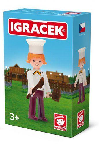 Efko IGRÁČEK - Kuchařka mini cena od 65 Kč