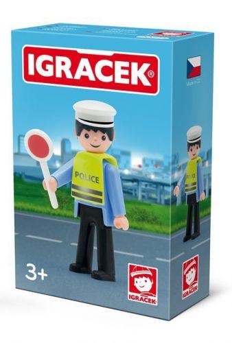 Efko IGRÁČEK - Dopravní policista mini cena od 62 Kč