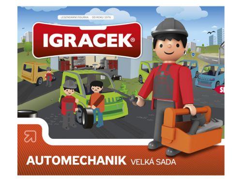 Efko IGRÁČEK - Automechanik midi cena od 83 Kč
