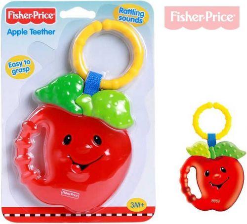 Mattel Fisher Price FP Kousátko jablíčko cena od 0 Kč