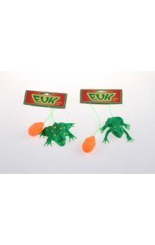 Říha Skákající zvířátko - žába skokánek, ropuška cena od 0 Kč