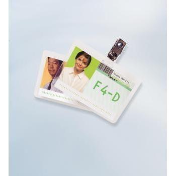 ACCO BRANDS BUSINESS CARD, , 100ks, laminovací kapsy, 2x125um, Business Card (60x91), lesklý povrch