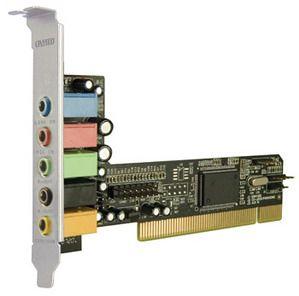 Sweex zvuková karta 5.1 PCI
