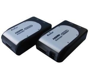PremiumCord HDMI prodlužovací adaptér (repeater), do 40/60m