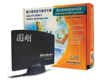 AVerMedia Aver anténa pro DVB-T a analog