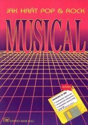 "MUSIC DISTRIBUCE Jak hrát Pop & Rock Musical + disketa 3,5"""