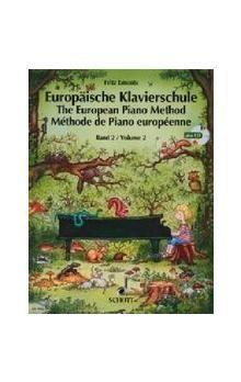 MUSIC DISTRIBUCE Fritz Emonts - Evropská klavírní škola 2 cena od 312 Kč