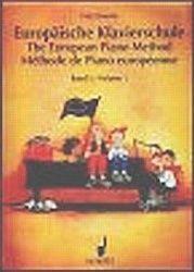 MUSIC DISTRIBUCE Fritz Emonts - Evropská klavírní škola 1 cena od 333 Kč