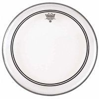 "REMO 12"" Powerstroke 3 Clear"