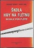 MUSIC DISTRIBUCE Černý, Bok - Škola hry na flétnu cena od 298 Kč