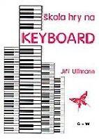 KONVOJ Ullmann - Škola hry na keyboard cena od 108 Kč