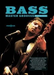 Štec Martin: Bass Master Grooves + CD cena od 67 Kč
