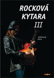 Vítězslav Štefl: Rocková kytara III + CD cena od 30 Kč