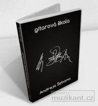 EUFORION Andrej Šeban - Gitarová škola cena od 429 Kč