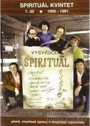 MUSIC DISTRIBUCE Spirituál Kvintet 1.díl 1960-1991 cena od 109 Kč