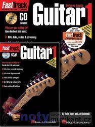 HAL LEONARD - FastTrack Guitar 1 Starter cena od 400 Kč