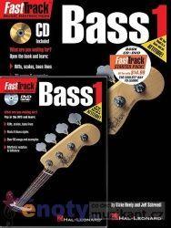 HAL LEONARD - FastTrack Bass 1 Starter cena od 400 Kč