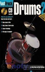 HAL LEONARD - FastTrack Drum 2 music instruction cena od 290 Kč