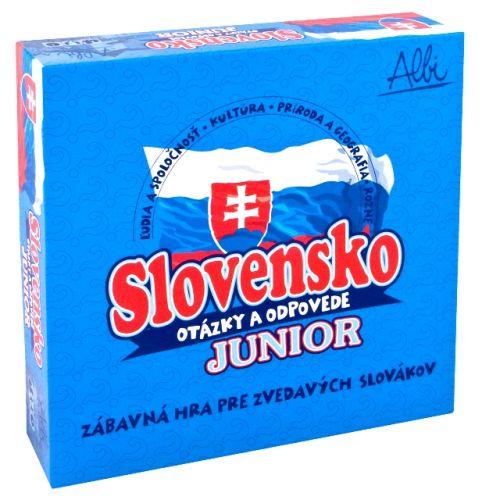 Albi: Slovensko Junior cena od 533 Kč