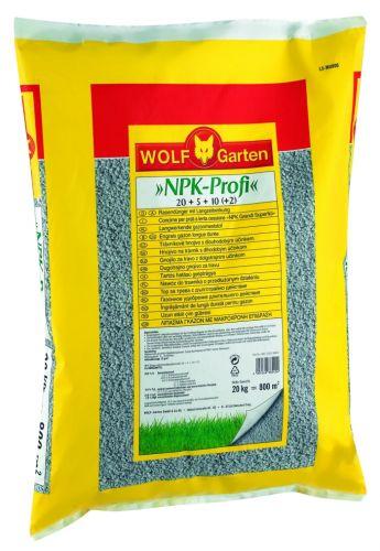 Wolf-Garten Trávníkové hnojivo LX-MU 800