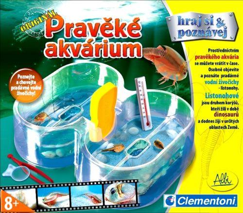 Albi: Pravěké akvárium