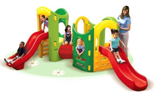 Little Tikes Dětské hřiště 8 v 1