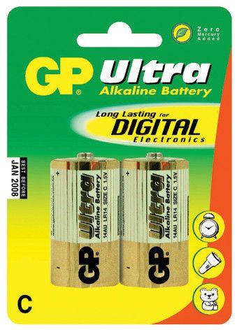 GP C Ultra alkalická - 2 ks cena od 0 Kč