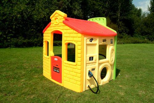 Little Tikes Městský domek na hraní - Everzelený