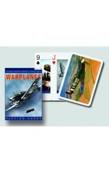 Poker Piatnik Válečná letadla