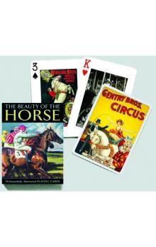 Poker Piatnik Koně