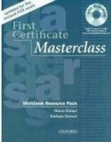 OXFORD First Certificate Masterclass Workbook Resource Pack with key + cena od 325 Kč
