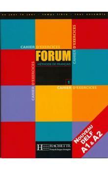 Hachette Book Forum 1 pracovní sešit cena od 237 Kč