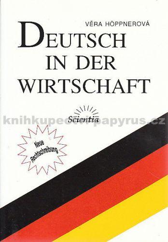 Hopnerová Věra: Deutsch in der wirtschaft cena od 92 Kč