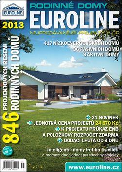 EUROLINE Katalóg Rodinné domy 2011 cena od 139 Kč