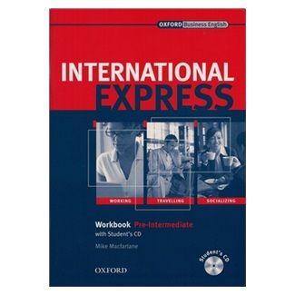 Oxford University Press New International Expres Pre-intermediate Workbook cena od 275 Kč